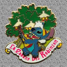 Stitch & Robinson Tree House  Pin – Invasion Series - Disney - DLP - LE 1200