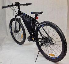 36v500w Mid Drive Electric Mountain Bike eBike Bicycle 20ah Lithium Ion