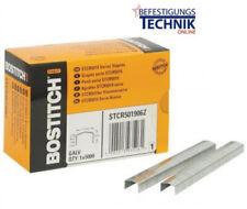 Bostitch STCR5019 6mm Klammern für Tacker PC8000 T6 H30-8 PC2K P6C KL-65