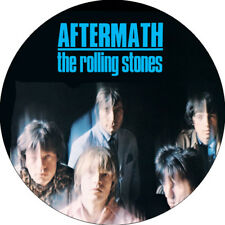 IMAN/MAGNET THE ROLLING STONES Aftermath . keith richards brian jones jagger