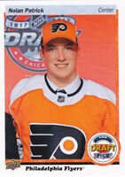 17/18 UD..NOLAN PATRICK..TOP DRAFT PICK..# DRAFT-34..FLYERS..FREE COMBINED SHIP