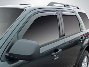 In-Channel Vent Visors for 2005 - 2007 Mercury Mariner