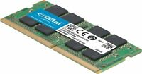 New Crucial 8GB DDR4 2400 MHz PC4-19200 SODIMM 260-Pin Laptop Memory
