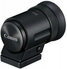 Canon EVF-DC2 Electronic Viewfinder for EOS M6/M3 and PowerShot Camera Black EMS