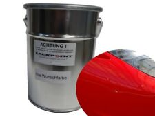 1 Litre Water-Based Paint Spray-Ready Ferrari 300 Rosso Corsa Car Tuning VW