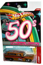 2012 Hot Wheels Cars of the Decades #12 8 Crate The '50s