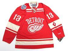 PAVEL DATSYUK DETROIT RED WINGS 2014 NHL WINTER CLASSIC REEBOK HOCKEY JERSEY 127cfa7df