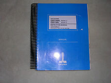Okuma CNC Systems OSP7000L and 700L Model U Instruction Manual