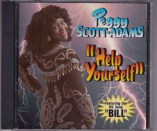 Peggy Scott-Adams - Help Yourself - CD (MB-4003 Miss Butch U.S.A.)