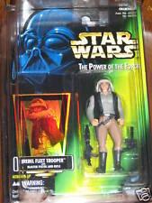 Rebel Fleet Trooper - Power of the Force (1996) - 540905.01 UNOPENED Star Wars