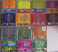 14x Just the Best 40-49/53/55/56/60- zus.28 CDs WIE NEU