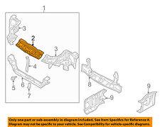 MITSUBISHI OEM 00-05 Eclipse Radiator Core Support-Upper Tie Bar MR392181