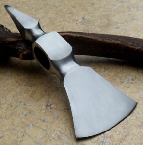 Hand Forged High Carbon Steel Tomahawk Axe Head / Blank Axe Head