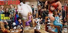 WIRED Magazine November 2014,Walt Disney Animation,Frozen,Big Hero 6,Ed Catmull