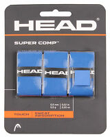 HEAD Super Comp Overgrips Grip Tape Tennis Badminton Squash Rackets OverGrip