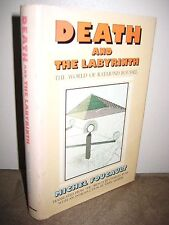 1st Edition DEATH AND LABYRINTH Michel Foucault RAYMOND ROUSSEL First Printing