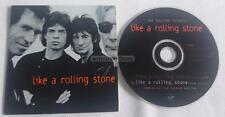 The Rolling Stones - Like A Rolling Stone UK CD Promo Custom Slv