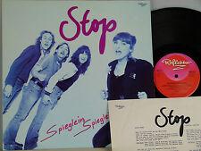 Stop (NDW) -Spieglein Spieglein   Insert   D-1980  Reflektor 0060.271