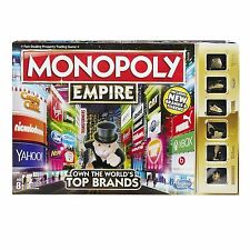 Monopoly Empire Klassisch Retro Familie Brettspiel Eigene the Worlds Top Marken
