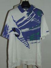 Camiseta Shirt Trikot Maillot Tenis Polo Vintage NIKE Agassi Challenge T.XL