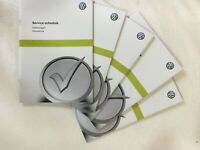 GENUINE NEW BLANK VOLKSWAGEN VW SERVICE BOOK ALL MODELS GOLF GTD GTI GT