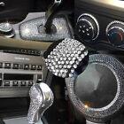 837pcs  3mm Bling Crystal Rhinestone DIY Car Styling Sticker Decal Accessories
