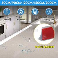 50/90/120/150/200cm Kitchen/Shower Threshold Water Dam Shower Barrier