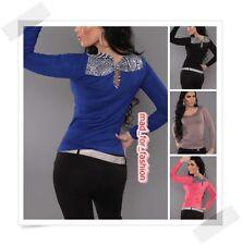SPLENDIDO maglione felpa con Zebra Stampa UK 8/10 EU 36/38