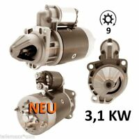 Anlasser KHD Deutz -LEISTUNGSVERSTÄRKT- 1178686 0001362305 0001358046 ARP362305