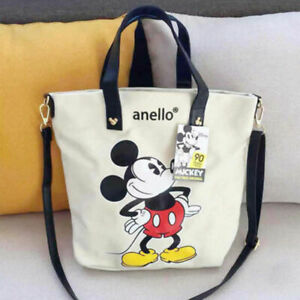 Lady Girl Women Disney Mickey Mouse Shoulder Bag Messenger Bags Handbag Knapsack