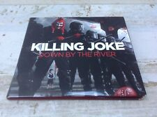 Killing Joke Down by the River 2CD+DVD FULLY SIGNED Jaz Coleman Ministry Pigface