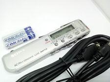 Sony ICD-SX46 Grabadora digital de voz portátil dictado Dictado Máquina USB