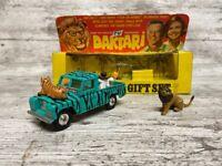 Corgi Gift Set 7 Daktari Boxed From the popular tv programme