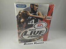 NBA LIVE 2000 - PC COMPUTER BIG BOX EDIZIONE CARTONATA ITALIANA NUOVO SIGILLATO
