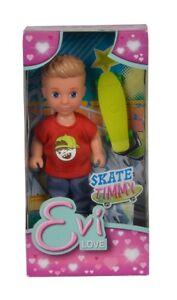 Simba 105733070 - Evi Love - Skate Timmy - New