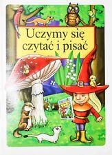 Uczymy sie czytac i pisac+ Nazywam się Jan Paweł II (cd)+ Basnie polskie polska