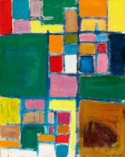 Modern WallDecor ,contemporary art,Abstract Acrylic Painting on Canvas,CHECKERS