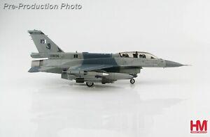 """Hobby Master HA3875,Lockheed F-16D Block 52 10806, No.5 Sqn. """"Falcons"""", Pakistan"""