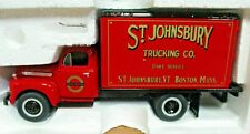1st Gear Ford F-6 1951 St Johnsbury Dry Goods Van 1/34 29-1498