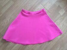 BooHoo Skater Skirt. Pink. Size 10