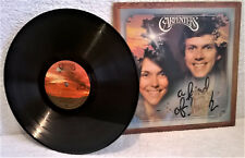 CARPENTERS Karen Richard A KIND OF HUSH VINYL LP RECORD ALBUM AMLK 64581 EX/EX