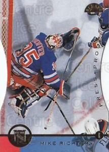 1996-97 Leaf Press Proof #178 Mike Richter