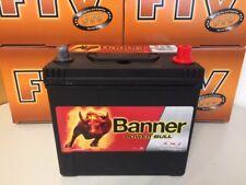 BATTERIA Di Avviamento Banner Power Bull p6068 12v 60ah 510a