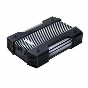 ADATA HD830 HDD 2TB Black Extreme External Storage Shining Armor IP68 Hard Drive
