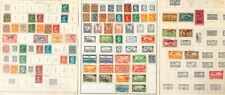 Lot of Syria Old Stamps Used/MH