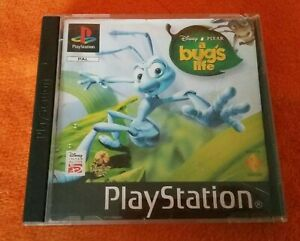 SONY PS1 Playstation 1 A Bugs Life PAL1994