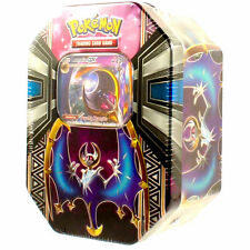 POKEMON: TIN SET LUNALA - IN ITALIANO - CARTA GX + 4 BUSTE