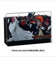 Pokemon Center Duraludon & Kibana Nintendo Switch Dock Cover Original Japan