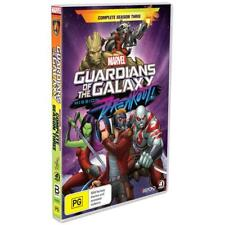 Guardians of The Galaxy Mission Breakout - Season 3 DVD
