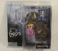 McFarlane Toys Skeleton Girl & Boy Corpse Bride Action Figure